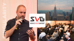 Cingularity Featured Speaker at SVG live in New York