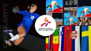 Connectivity for Global Distribution: Handball World Championships