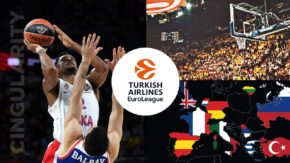 Cingularity Connects Pan-European AreNa Network for Euroleague