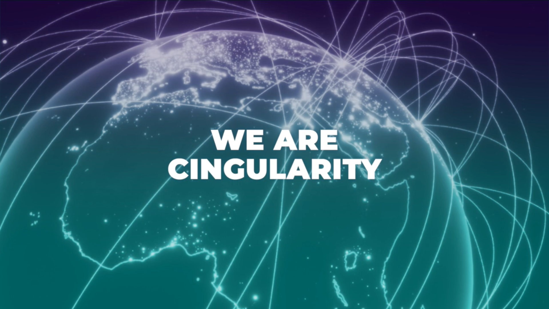 We are Cingularity