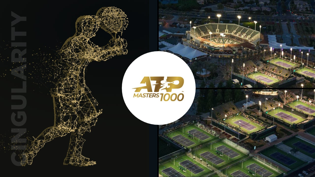 remote production ATP tennis coverage - Amazon ATP Contribution